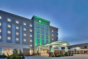 KCI Holiday Inn Exterior