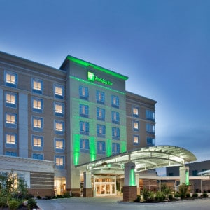 KCI Holiday Inn Exterior