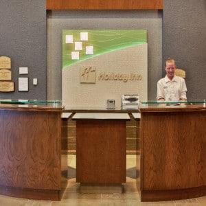 Holiday Inn Front Desk