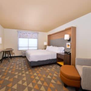 Holiday Inn hotel room photo Kansas City